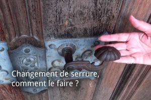 Changement de serrure sur Paris 14