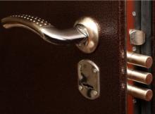 Confiez-nous vos problèmes d'ouverture de porte avec cornière anti-pince