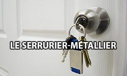 Le serrurier métallier