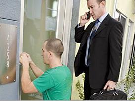 Ouverture de porte par serrurier Montmorency