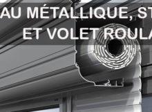 Rideau-métallique, Store et Volet roulant