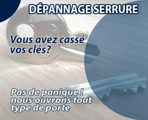 Dépannage serrurier Aix-en-Provence compétent