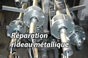serrurier Asnières-sur-Seine répare rideaux métalliques