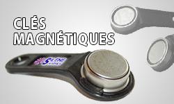 clé magnétique