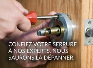 réparation et ouverture de porte