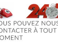 Dépannage serrurerie 24h/24 sur paris 5