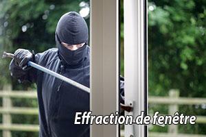 Intervention en cas d'effraction Fontenay-le-Fleury