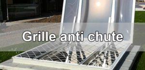 Installation d'une grille anti-chute