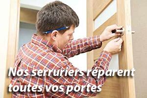 serrurier Aulnay-sous-Bois répare vos serrures