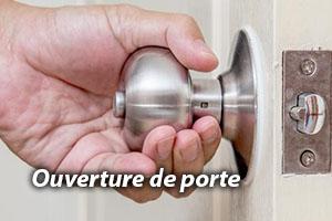 Ouverture de porte verrouillée Bordeaux disponible la nuit sur la ville et les environs.