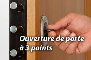 Ouverture de porte verrouillée Bordeaux disponible 24h/24 et 7j/7