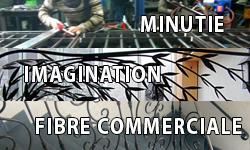 Minutie - imagination- fibre commerciale