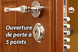 Ouverture de porte pour sécours sur Nancy