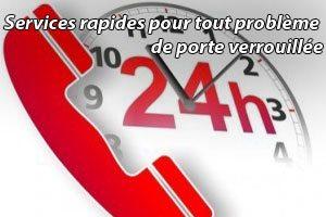 Ouverture porte Argenteuil à 19€