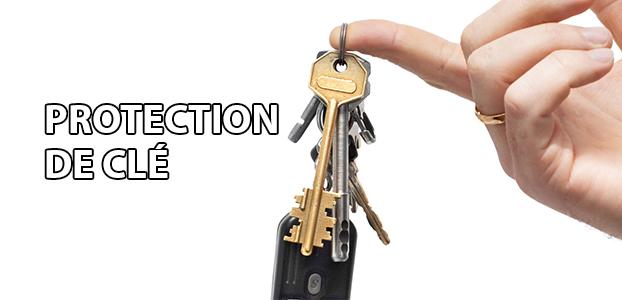 Protection de clé