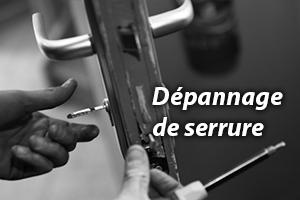 Votre serrure est abîmée, vous pouvez faire une réparation de serrure Metz