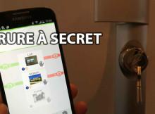 Serrure à Secret