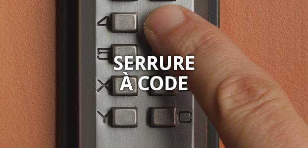 Serrure à code guide serrurerie