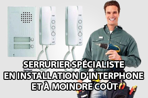 specialiste d'installation interphone
